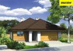 Проект одноэтажного дома   - Муратор М132б